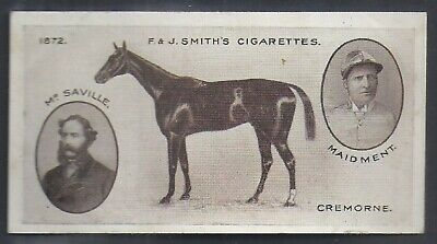 Smiths-Derby Winners-#09- Horse Racing - Cremore