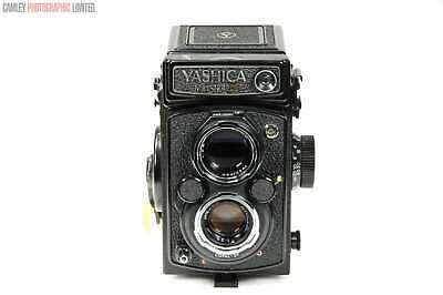 Yashica Mat-124G TLR Medium Format Camera. Graded: LN- [#9269]