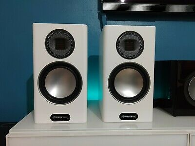 Monitor audio gold 100 speaker pair 5g (current  model)