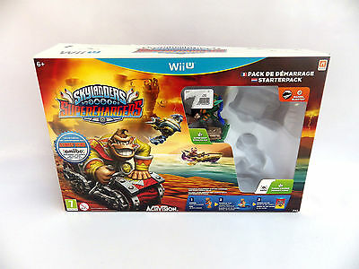 Pack of Starter Skylanders Superchargers New without L'Amiibo