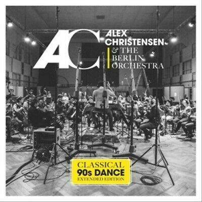 Christensen,Alex & The Berlin Orchestra - Classical 90s Dance (Extended Edition)