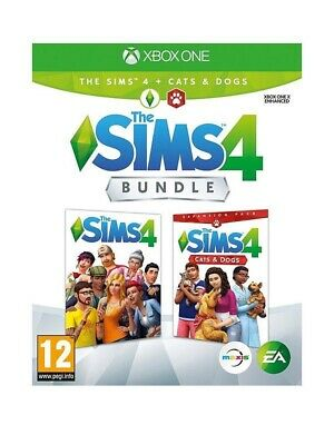 The Sims 4 Bundle Cats & Dogs XBOX ONE
