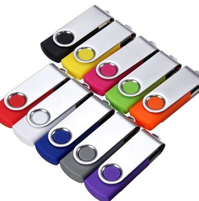 8GB 16GB 32GB USB SWIVEL MEMORY STICK FLASH PEN  DRIVE wholesale /lovely gift