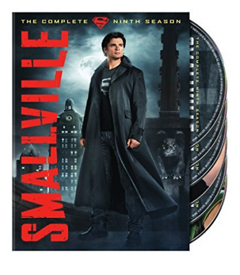 Smallville:complete Ninth Season Dvd New