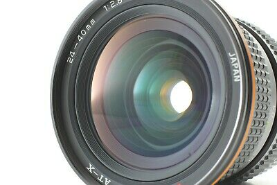 """Tokina AT-X 24-40mm F/2.8 MF Lens For Pentax From Japan """"Very Good"""" #351"""