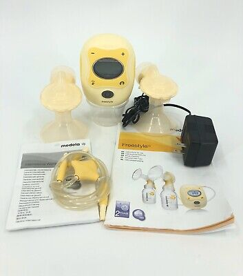 Medela-Freestyle Rechargeable Double Electric Breast Pump Power Supply Accessory