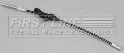 FORD FOCUS Mk2 Handbrake Cable Front 1.6 1.6D 05 to 12 Hand Brake Parking New