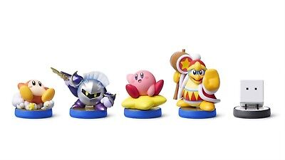 🔴 Lot 8 Cartes Amiibo Kirby Star Allies - Switch 🔴
