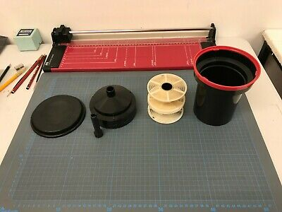 Paterson Super System 4 Film developing tank with agitator & reel