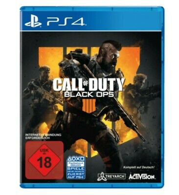 Call of Duty: Black Ops 4 - PS4 Komplett Deutsch NEU und OVP