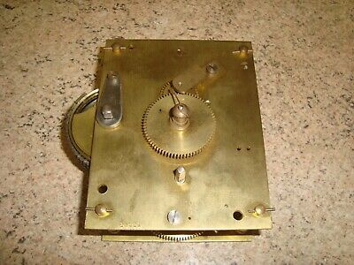 Fusee clock movement for spare parts or repair