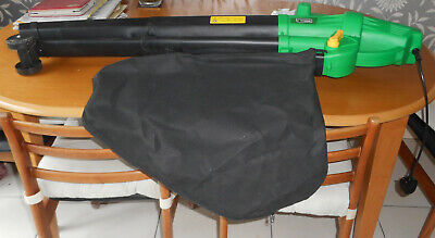 Electric Leaf Blower Vacuum Shredder Mulcher - Only used once