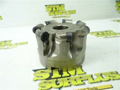 """Ingersoll 3"""" Indexable Face Mill 1"""" Mount Id 5W7H-30R01"""