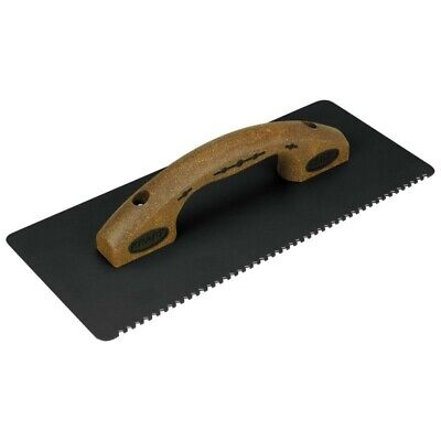 Kraft Tool Elite Series Heavy-Duty Notched EIFS Rasp with Cork Handle