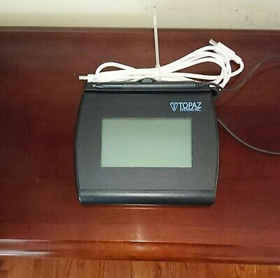 Topaz Systems Inc. T-LBK755-BHSB-R Electronic Signature Capture Pad