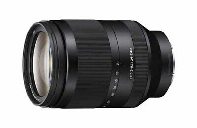Sony 24-240mm f/3.5-6.3 OSS Full-frame E-mount Telephoto Zoom Lens