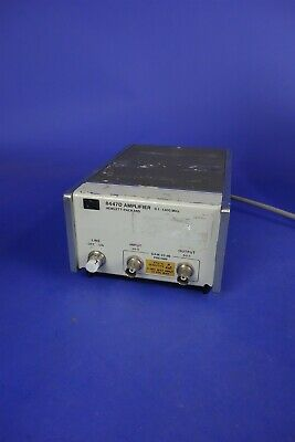 HP 8447D Amplifier 0.1 - 1300 MHz Amplifier