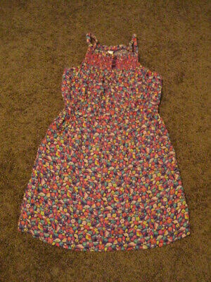 Cherokee  Pre Owned   Girls Size 6/6X  Multi Color Flowered Sun Dress