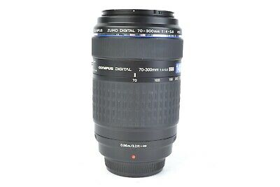 Olympus Zuiko 70-300mm f/4.0-5.6 ED Lens For Four Thirds 4/3 Mount #J04492