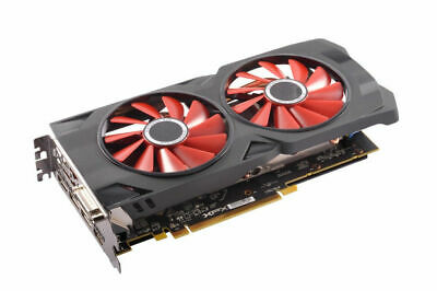 XFX AMD Radeon RX 570 8GB GDDR5 Graphics Card (RX570P8DFD6)