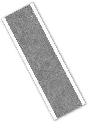 3361 Silver emperature Stainless Steel/Acrylic Adhesive Foil Tape, Rectangles,