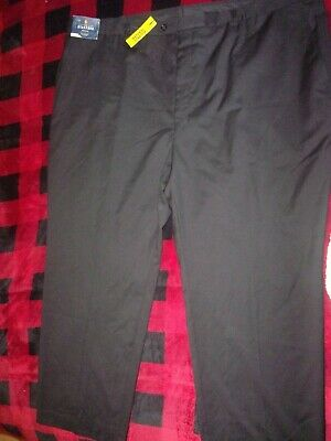 Stafford Suit Separates Big & Tall Pants Flat Front Executive size 54x30 (B205)