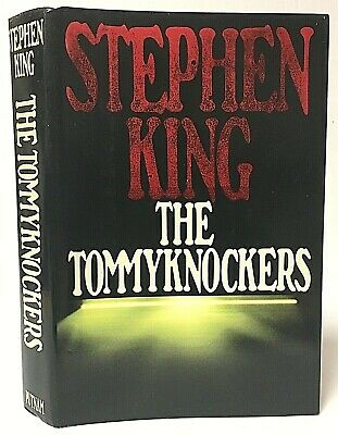 Signed First Edition Stephen King The Tommyknockers Hardcover Book 1987 Putnam