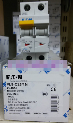 1PC New EATON PL9-C25/1N PL9C25/1N #F0