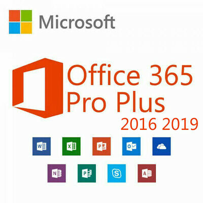 Office 365 ProPlus 2019 Account Lifetime 5 Devices Pc/Mac/android Multilanguage