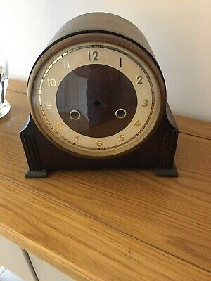 Smiths mantle clock ( CASE ONLY )