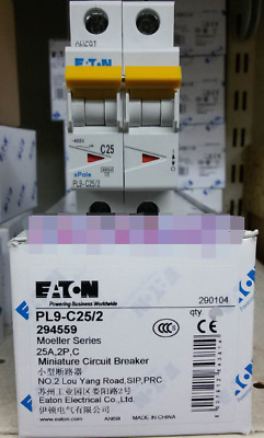 1PC New EATON PL9-C25/2 PL9C25/2  #F0