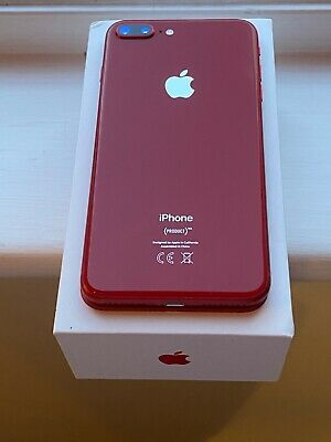 Apple iPhone 8 Plus (PRODUCT)RED - 64GB - (Unlocked) A1897 (GSM) Excellent cond