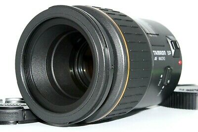 Near Mint Tamron SP AF 90mm f/2.8 Macro Portrait Lens 72E for Canon from Japan