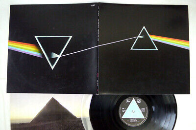 PINK FLOYD DARK SIDE OF THE MOON ODEON EOP-80778 Japan VINYL LP