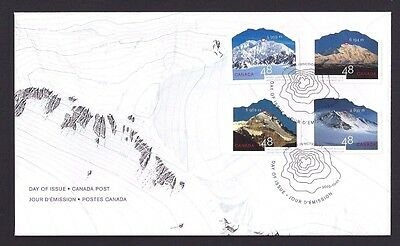 Canada  # 1960 ad       YEAR OF MOUNTAINS        New 2002 Unaddressed