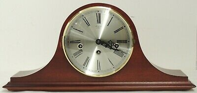Rapport Wooden Striking Mantle Clock Franz Hermle Movement Thames Hospice M 114A