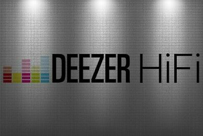 Deezer HiFi for 6 months (personal account) worldwide fast Delivery