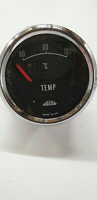 Jaeger Temp and fuel Gauges Electronic 2 Off