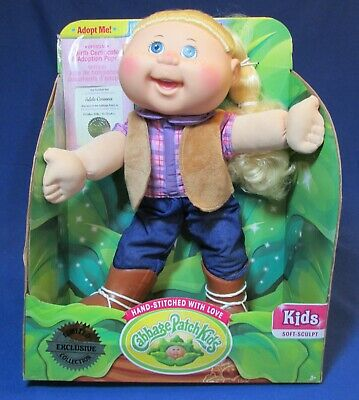 Cabbage Patch Kid –Ltd Excl Coll – One of a Kind – NRFB – Adele Corinna