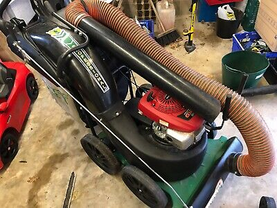 Billy Goat Professional MV Series 3 Speed  Outdoor / Garden Leaf Vacuum