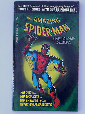 THE AMAZING SPIDER MAN: COLLECTOR'S ALBUM Graphic Novel. STAN LEE & STEVE DITKO