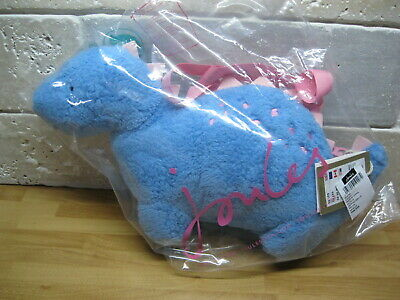 Joules 'Steggy' Dinasaur Bag for Girls - New with tags.