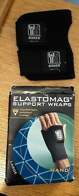 Elastomag Left Hand Large Support Wrap NEW