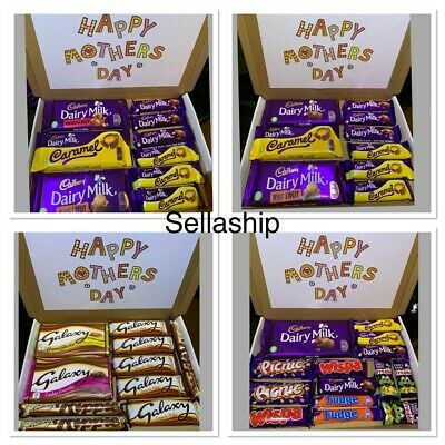 Cadbury / Galaxy Mix Chocolate Sweet Hamper Selection Gift Mother's day Gift