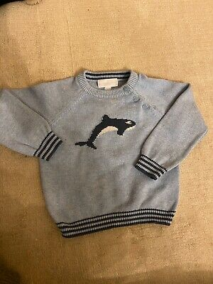 Little White Company Jumper 12-18 Months