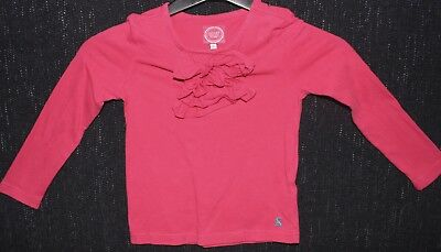 JOULES Girls Age 5 Long Sleeved Top