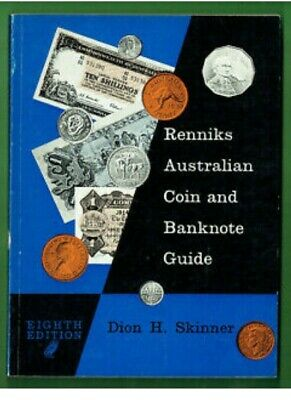 Coin And Banknote Guide 8Th Edition - Dion H Skinner - Renniks Australian