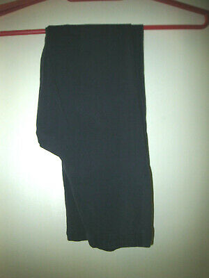Girls aged 10 years black leggings Matalan