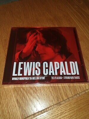 Divinely Uninspired To A Hellish Extent by Lewis Capaldi (2019, CD) Brand New