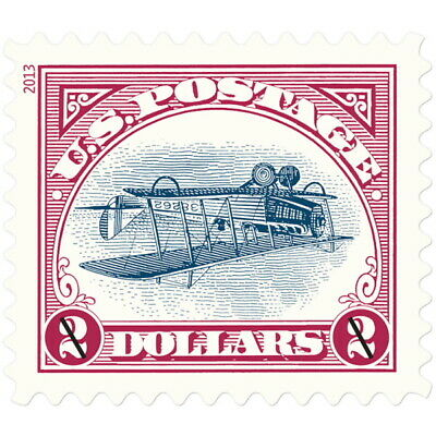 USPS New Inverted Jenny Sheet of 6